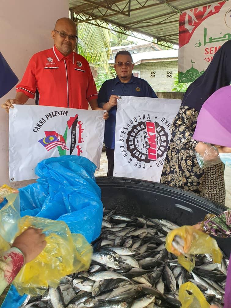 Kuala Krai: Bantuan Ramadhan buat Warga Guchil dan Mengkebang.